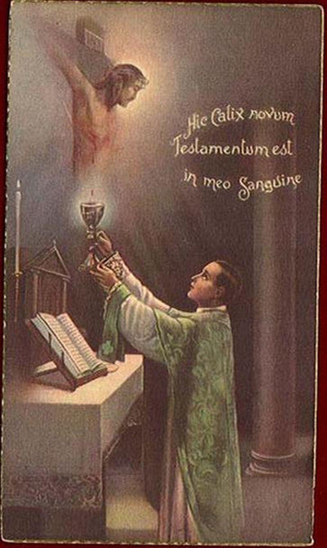 sünde einen priester zu lieben